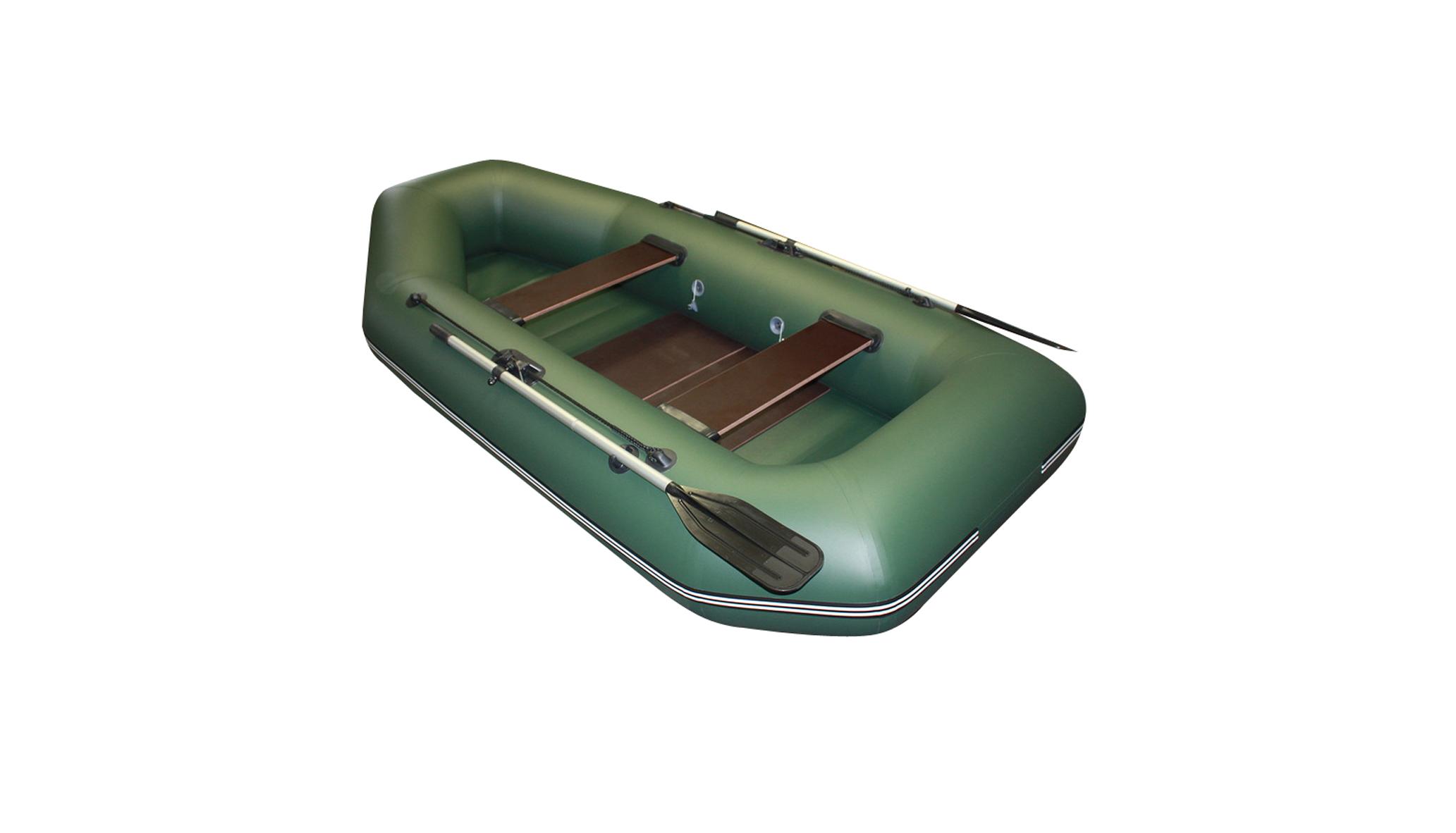 Гребные лодки ПВХ