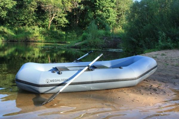 Надувная гребная лодка ПВХ ML-280 L